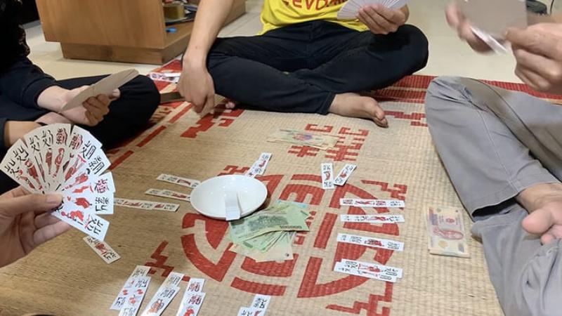 Quy tắc đánh bài chắn